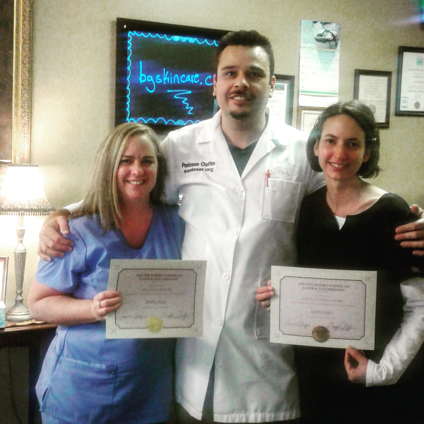 Enroll For Laser Hair Removal Andor Electrolysis Classes Today