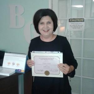 Denise Graduation 2018